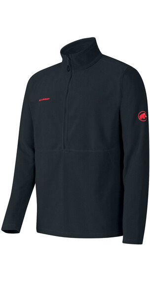 Mammut Yadkin ML sweater Heren Half Zip Pull Men zwart